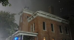 This Haunted 1882 Jailhouse Is Where John Dillinger Once Made A Famous Escape