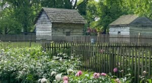 Travel Back In Time To The Location Of A Utopian Experiment In New Harmony, Indiana
