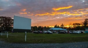 Spend An Evening Under The Stars With A Double Feature At Becky's Drive-In In Pennsylvania