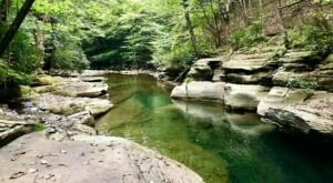 Pack An Overnight Bag For A Trek Along The Challenging But Beautiful Old Logger's Path In Pennsylvania
