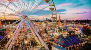 Don't Miss The Biggest Family Festival In South Carolina This Year, The State Fair