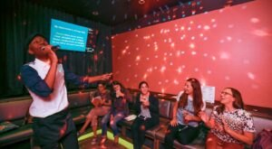 Sing Your Heart Out In A Private Karaoke Suite At Voicebox Karaoke Lounge In Idaho