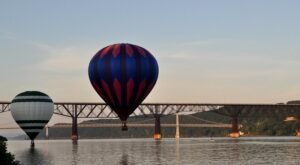 Hot Air Balloons Will Be Soaring At New York's 30th Annual Hudson Valley Hot Air Balloon Festival