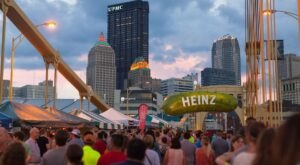 Celebrate All Things Pickle During The Return Of Picklesburgh In Pittsburgh This August