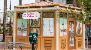 Braud's Funnel Cake Cafe In Nevada Serves Sweet And Savory Varieties Of This Popular Sweet Treat