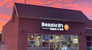 The Kettle-Boiled Bagels From Donnie D's Bagels & Deli In Virginia Are Positively Crave-Worthy