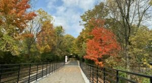 Explore Nearly 30 Miles Of Indiana Countryside On The Epic Monon Rail Trail