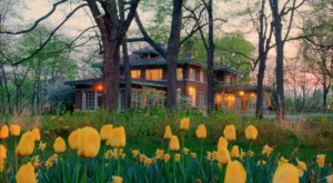 Discover The Intriguing History Of This Breathtaking 20th-Century Indiana Mansion