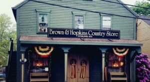A Trip To One Of The Oldest General Stores In Rhode Island Is Like Stepping Back In Time