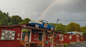 Tucked Away In The Hills Of East Tennessee, Burnout BBQ And Grill Has Some Of The Best Food In The State