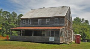 The Pine Barrens Is Allegedly One Of New Jersey's Most Haunted Areas