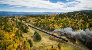 18 Epic Train Rides That Show Off Some Of America's Prettiest Landscapes