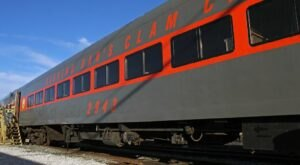 This Train Car In Rhode Island Is Actually A Restaurant And You Need To Visit