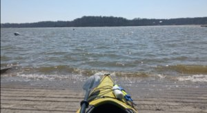 The Best Kayaking Lake In Indiana Is One You May Never Have Heard Of