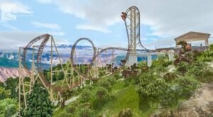 A Record-Breaking Rollercoaster Will Soon Open In Colorado And We Cannot Wait