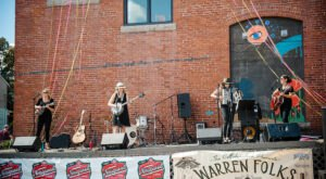 The Annual Warren Folks Fest May Just Be One Of Rhode Island's Most Open Secrets