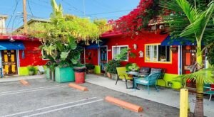 Get A Little Taste Of South America When You Visit This Brazilian-Themed Motel In Southern California