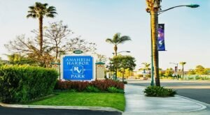 The Anaheim Harbor RV Park May Just Be The Disneyland Of Southern California Campgrounds