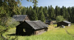 Travel Back To The 1890s By Visiting Montana's Very Own Ghost Town