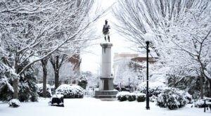 Prepare Yourself For Polar Temperature Swings This Winter In South Carolina, According To The Farmers' Almanac