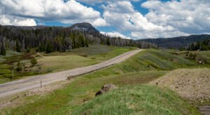 Drive Over Togwotee Pass And Picnic With A View Of The Wind River Range For A Quiet Wyoming Adventure