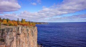 Take Highway 61 Through Minnesota For An Incredible 150-Mile Scenic Adventure That Ends At The Canadian Border