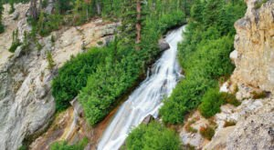 Cool Off This Summer With A Visit To These 7 Idaho Waterfalls