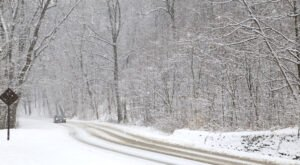 Get Ready To Bundle Up, The Farmers' Almanac Is Predicting Below Average Temperatures This Winter In Ohio