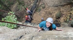 Guided Rock Climbing In Kentucky Is The Ultimate Family-Friendly Adventure