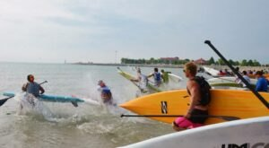 Catch A Wave And Some Good Times In The Surfing Capital Of Wisconsin