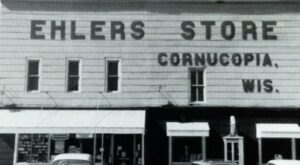 A Trip To One Of The Oldest General Stores In Wisconsin Is Like Stepping Back In Time