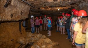 An Unexpected History Is Hiding Underground In This Mine In Wisconsin