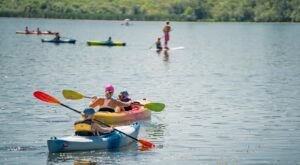 The Best Kayaking Lake In Wisconsin Is One You May Never Have Heard Of