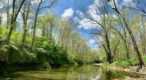 Explore Waterfalls And Stunning Natural Beauty At Indiana's Amazing Calli Nature Preserve