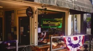 McCreary's Irish Pub Outside Nashville Feels Like A Trip To Ireland Without Even Leaving The State