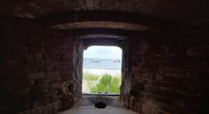 Visit Ship Island In Mississippi, A Hidden Gem Beach That Has Its Very Own Fort