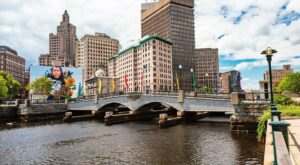 This Historical Walking tour of Providence Shows You A New Side To The Capitol City of Rhode Island