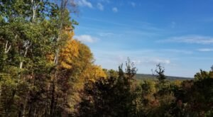 The Magnificent Brown County Trail In Indiana That Will Lead You To A Hidden Overlook