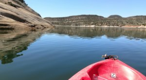 The Best Kayaking Lake In Utah Is One You May Never Have Heard Of