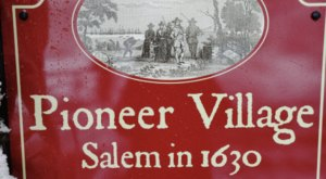 Discover What Life Was Like In The 17th Century At Pioneer Village, A Living History Museum In Massachusetts