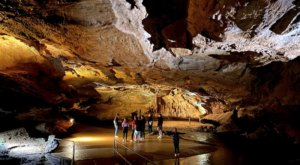 Tuckaleechee Caverns In The Mountains Of East Tennessee Is The Perfect Place To Explore This Summer