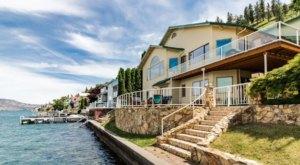 7 Lakefront Homes On Lake Chelan For A Fun-Filled Getaway In Washington