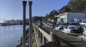 Grab Some Seafood And Wander The Boardwalk At This Awesome Spot In Oregon