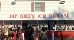 Have Your Fun And Ice Cream Too At Jay Gees Ice Cream & Fun Center In Massachusetts