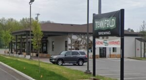 Tennfold Brewing In Nashville Offers Great Local Beers And Some Of The Best Brewery Food You'll Find Anywhere