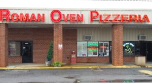This From-Scratch Pizza Buffet In Georgia Is What Dreams Are Made Of