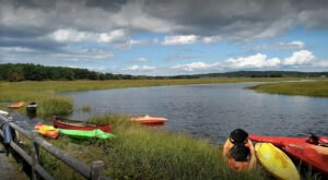 The Best Kayaking Spot In Maine Is One You May Never Have Heard Of