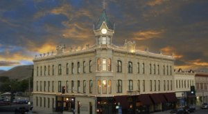 The Historic Geiser Grand Hotel In Oregon Is Notoriously Haunted And We Dare You To Spend The Night