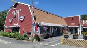 The Gift Barn Is A One-Of-A-Kind Destination For Family Fun In Massachusetts