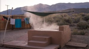 Soak In Sweet Solitude At The Inn At Benton Hot Springs In A Remote Area Of Northern California